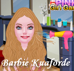Barbie Kuaförde